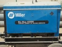 Portable Welder / Genset Miller Big blue 600 DXP