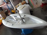 2nd Hand Laser Boats