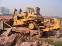 Caterpillar bulldoer D9N