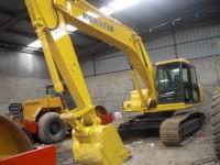 Komatsu excavators PC200-6
