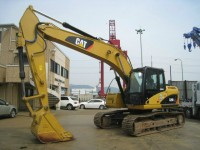 Caterpillar excavators CAT320D