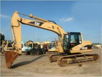 Caterpillar excavators CAT320C