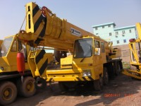 Truck cranes Tadano TG650E