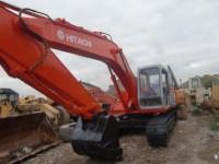 Hitachi excavators EX200