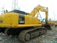 Komatsu excavators PC360-7