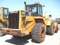 Loaders Caterpillar 966F2