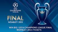 Buy 2013 UEFA Champions League Final Tickets (DORTMUND FC VS BAYERN MUNICH)