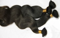 For Sale : 14″16″18″ 100% Brazilian Remy Human Hair Weft Body Wave Natural Black   300g