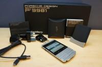 WTS: BLACKBERRY PORSCHE P9981 GOLD DESIGN/ BB Q10/ Apple Iphone