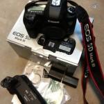 للبيع: Canon EOS 5D Mark III + Canon EF 24-105mm f / 4 L IS USM Lens $1,500