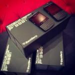 Brand New : Blackberry Porsche P9981 and Q10 with Arabic Keyboard