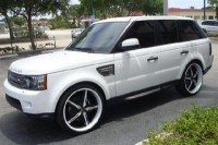 My 2011 Range Rover Sport Supercharged 11,000USD