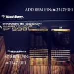 For Sale: Blackberry Porsche / Blackberry Q10 24k Gold (Arabic+English Keyboard and VIP PIN)