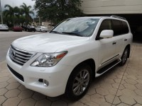 Selling my Lexus LX 570 2011 car