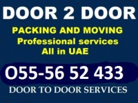 Door to door movers removals shifters 055 5652 433 sahil