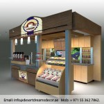 Mall Stands, Kiosk Design, Exhibition Stands in Dubai, Abu Dhabi, Sharjah.
