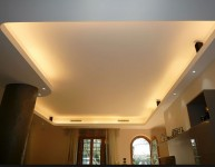 Gypsum Wall partition, Modern False Ceiling & Painting Work.