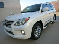 MY USED 2013 LEXUS LX 570 FOR SALE..