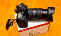 Canon 5D Mark III with lens Brand New