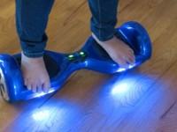 2-Wheel Self Balancing Hoverboard Electric Scooter