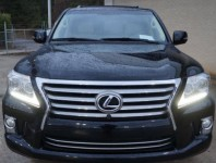 2013 LEXUS LX 570 4X4 – GCC SPEC