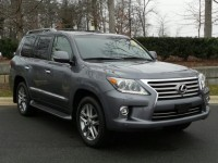 Urgent Sales 2014 Lexus LX 570 Model Full Options