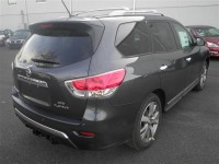 Excellent My 2013 Nissan Pathfinder SV 4DR