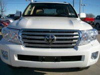 2013 TOYOTA LAND CRUISER Excellent condition
