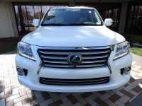 Urgent sale used 2014 Lexus LX 570 .