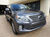 MY 2014 LEXUS LX 570,FOR SALE.