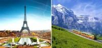 Paris – Swiss Package
