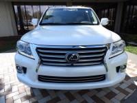 Urgent sale used 2014 Lexus LX 570 .