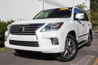 Quick sale of my 2014 Lexus LX570 Car
