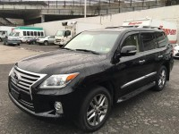 Am selling my excellent used 2015 Lexus LX 570 4WD