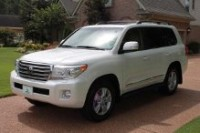 2013 Toyota Land Cruiser Base 4×4 4dr SUV