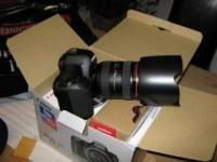 original Canon 5D MArk II Canon 70d/6D