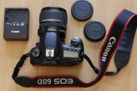 Canon EOS 60D 18.0 MP Digital SLR Camera