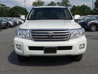 2014 Toyota Land Cruiser V8 GCC