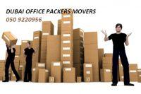 DUBAI OFFICE FURNITURE MOVING 050 9220956