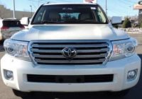 2014 TOYOTA LAND CRUISER – ACCIDENT FREE