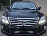 2013 LEXUS LX 570 FOR SALE