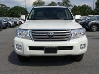 2014 Toyota Land Cruiser V8 GCC