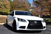 2015 Lexus LS 460  (Crafted Line)