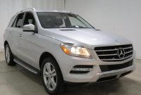 Clean 2014 Mercedes-Benz M-Class ML350 for sale