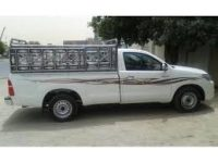 One Ton Pickup For Rent / 0568847786