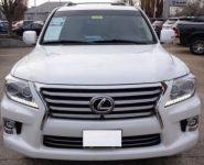 LEXUS LX 570 2015 AUTOMATIC, FULL OPTION CAR