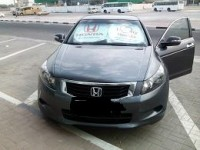 Honda Accord 2nd option