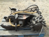 Hydraulic Rock Cutter