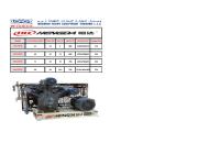 30Bar Air Cooled Air Compressors