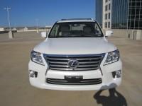 2011 Lexus LX570 Luxury Pack